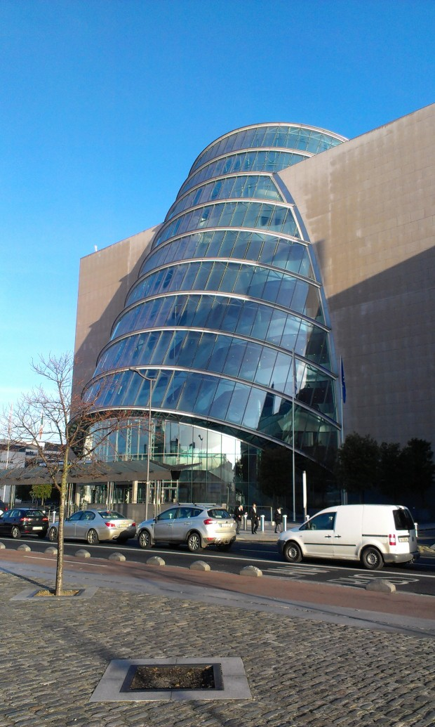Convention Centre in Dublin