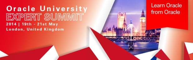 Oracle University Expert Summit