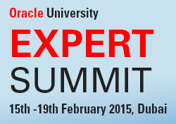 OU Expert Summit in Dubai 2015
