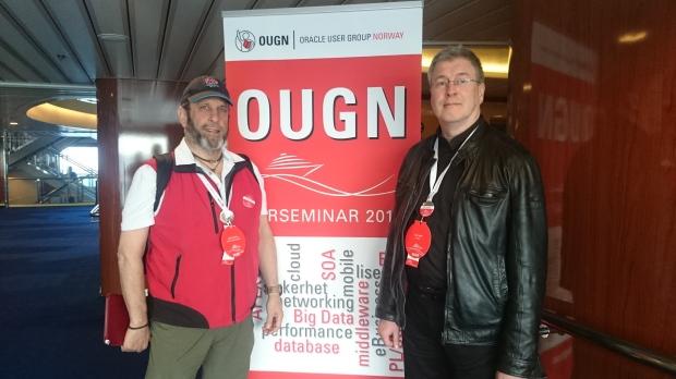 Joel Goodman & Uwe Hesse
