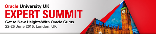 Expert Summit London 2015