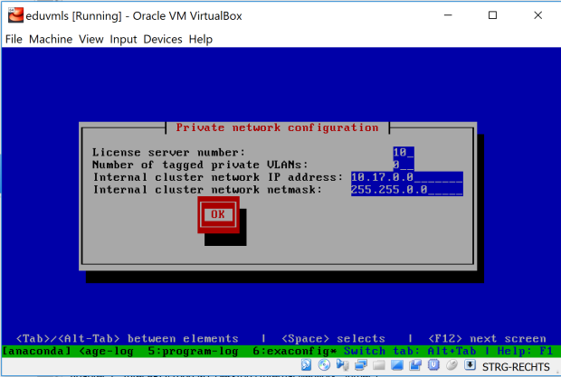 Virtualbox Vlan Tagging